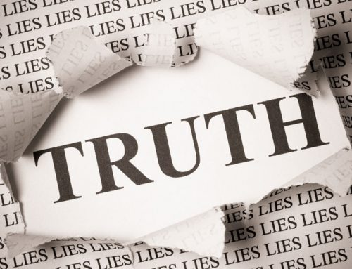 Six Steps to Telling the Truth