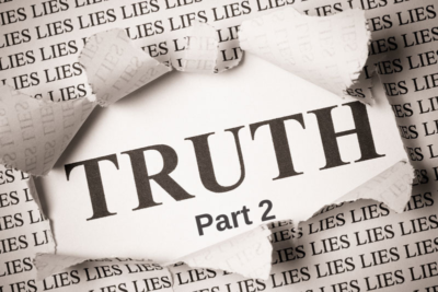 How to Tell the Truth, Part 2