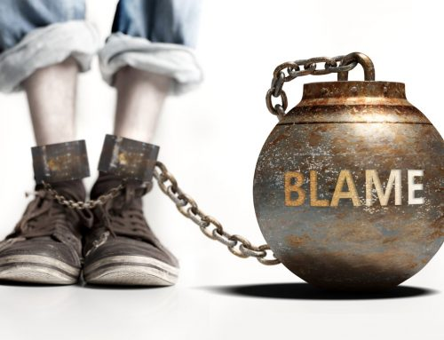 Blame Will Blow Up Your Relationship
